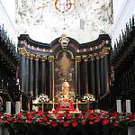 Ołtarz w Katedze Oliwskiej