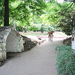 Groty Szeptów w Parku Oliwskim