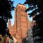 Wieża kościoła Mariackiego