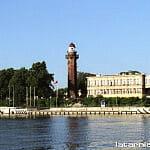 Historyczna Latarnia Morska -Gdańsk Nowy Port