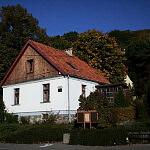 Domek Żeromskiego - tu mieszkał w 1920r.