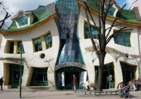 Sopot-krzywy dom