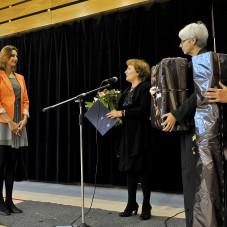 Miasto Gdynia dziękuje Joannie Mitrosz