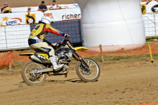 Finał motocrossowych MP w Gdańsku