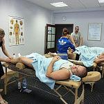 Nauka masażu kończyny dolnej  w CS Anatomic