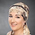 Kolekcja turbanów Beaute de Femme, model - Fela