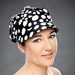 Kolekcja turbanów Beaute de Femme, model - Tamara