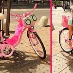 Kolorowe Rowery, pieszy autobus