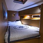 Juna II - sypialnia