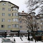 Widok od ulicy Malczewskiego
