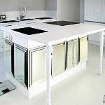 ekskluzywna kuchnia biała