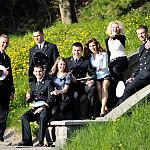 Studenci cywilni i wojskowi