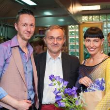 Atelier Smaku odwiedził prezydent Gdyni Wojciech Szczurek
