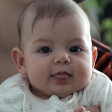 moja kochana córeczka:)