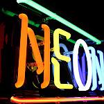 Neon reklamowy