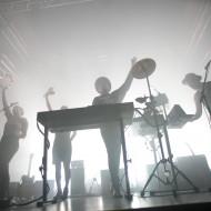 Trentemoller live band