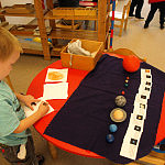 Przedszkole - wychowanie kosmiczne