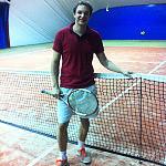 Marcin Plopa, trener tenisa, właściciel szkoły tenisa