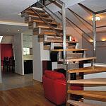 projekt i aranżacja wnętrza: mieszkanie