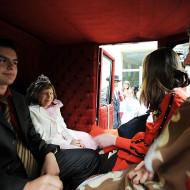 Księżniczka Natalia pojechała na bal