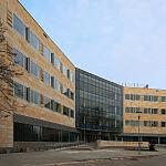 Politechnika Gdańska, budynek wydziału ETI