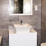 Szafka łazienkowa lakierowana