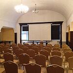 Sala konferencyjna- jedna z sal o pw. 120m. kw.