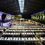 Hala Gdynia Arena - gala dinner dla 2100 osób