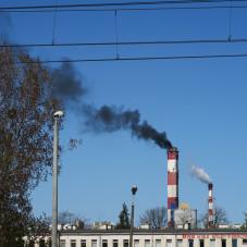 Powietrze w Gdyni