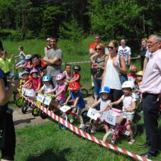 Wyścig Rowerowy Rady Dzielnicy Dąbrowa