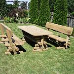 Zestaw ogrodowy Barni