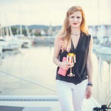 Agnieszka Bona - Yacht Designer