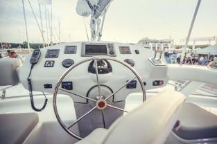 Sta. Ana - luksusowy katamaran z żeglarskim zacięciem