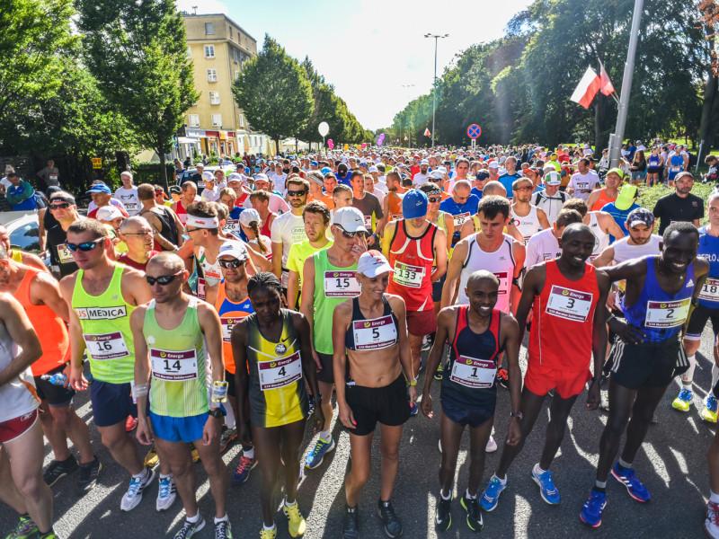 Blisko 700 startujących w Maratonie