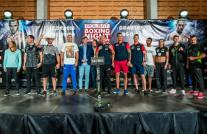 Emocje podczas ważenia Polsat Boxing Night