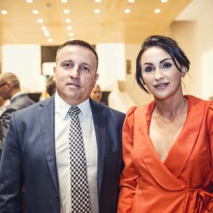 Michał Baryła i Dorota Rzępa
