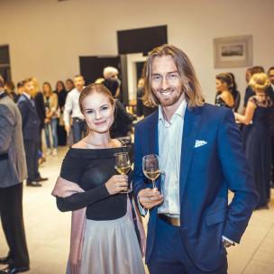 Maria Tkacz i Grzegorz Gosk
