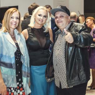 Katarzyna Michałowska, Agnieszka Bomba i Krzysztof Skiba