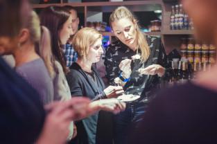 Gdyńska restauracja Malika zebrała entuzjastów triathlonu