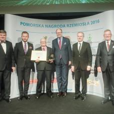 Kazimierz Piecuch, Ryszard Świlski członek Zarządu Województwa Pomorskiego, Paweł Adamowicz