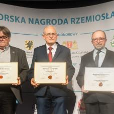 Andrzej Pomierski, Stefan Gajewski, Bogdan Harasimowicz