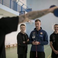 Dominik Kossakowski, Jarosław Hulko, Renat Gafurow