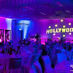 Oświetlenie dekoracyjne - Event firmowy