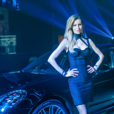 Karolina Łukaszewska Marketing Manager Porsche Centrum
