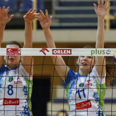 Karolina Goliat i Justyna Łukasik