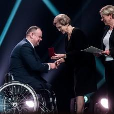 Rafał Lis, Danuta Wałęsa i Danuta Janczarek