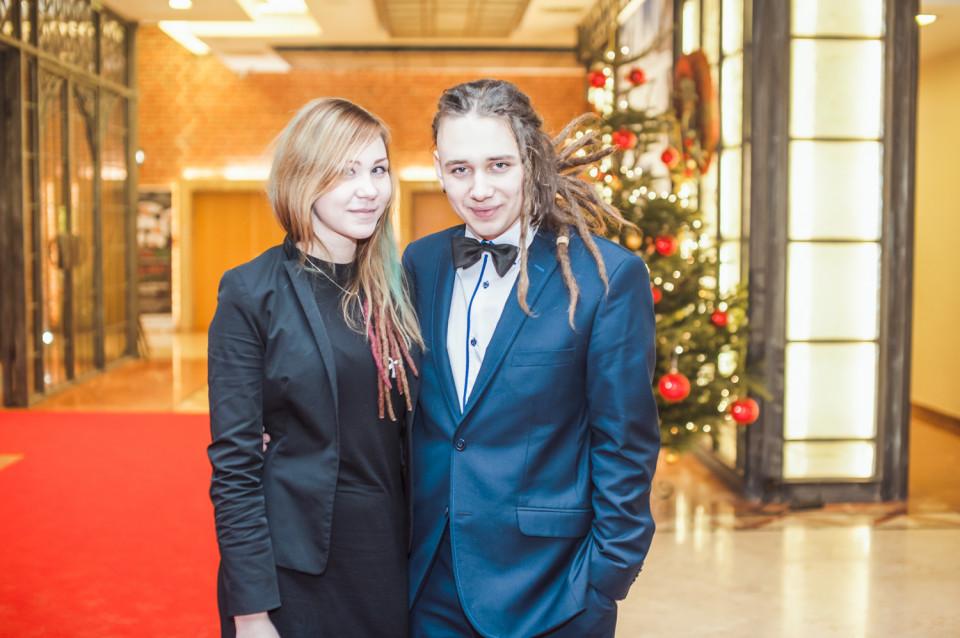 Karolina Siemaszko, Bartosz Grużewski