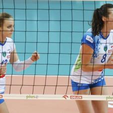 Natalia Gajewska i Karolina Goliat