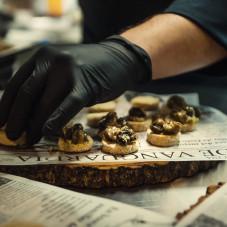 Ślimak na grzance po staropolsku