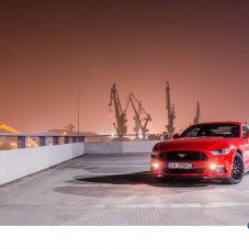 Ford Mustang V8 FordStore Euro-Car